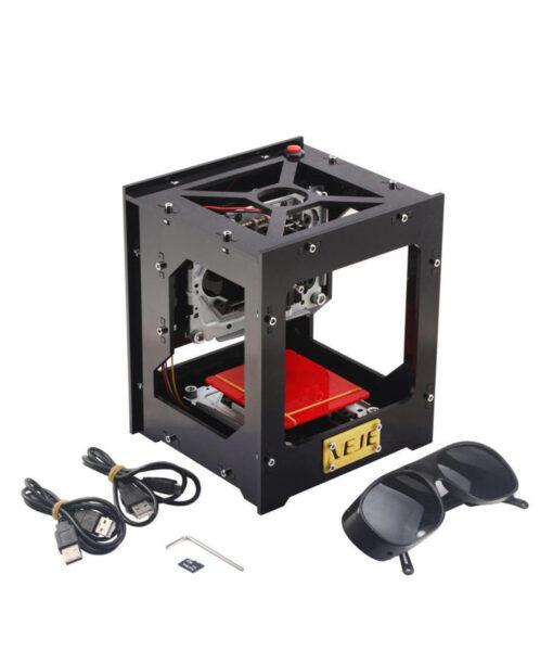 makina sa pag-ukit sa laser, Laser INC Intelihente nga Laser Engraving Machine