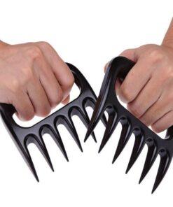 meat shredding, Meat Shredding Claws