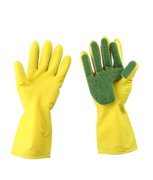scrub sponge gloves, Scrub Sponge Gloves
