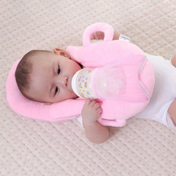 Baby Pillows Multifunction Nursing Breastfeeding Layered Washable Cover Adjustable Model Cushion Infant Feeding Pillow Baby Care 1