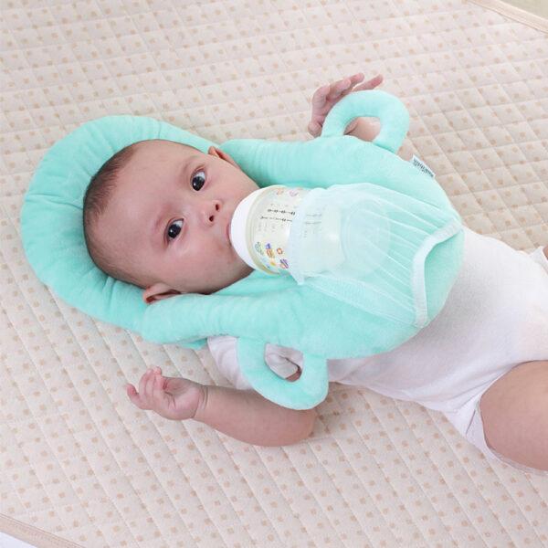 Baby Pillows Multifunction Nursing Breastfeeding Layered Washable Cover Adjustable Model Cushion Infant Feeding Pillow Baby Care 2