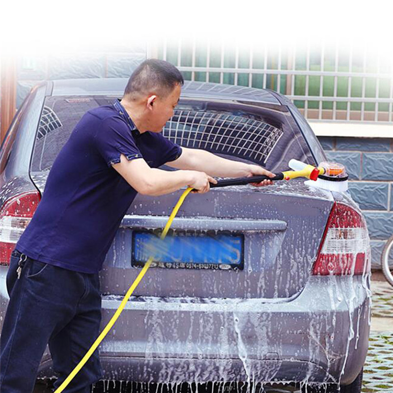 Car Wash Brush >> Best Automatic Rotating Professional Car Wash Brush Buy Online
