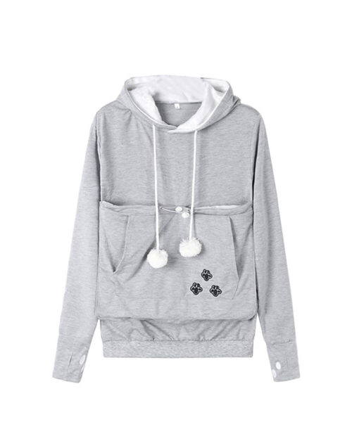 pet hoodie, Kangaroo Pouch Pet Hoodie