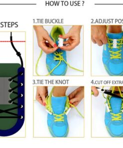 magnetic shoelaces, Magnetic ShoeLaces
