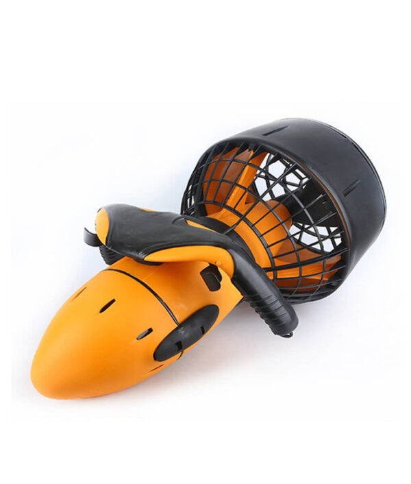 High power Sea Scooter Underwater Propeller Diving Equipment Assisted Swimming Equipment Underwater Rescue