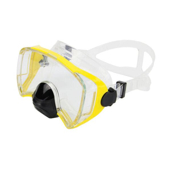 New Diving masks Men Professional Swim snorkel tube adult scuba diving Fins monofin long Snorkeling Swimming 2