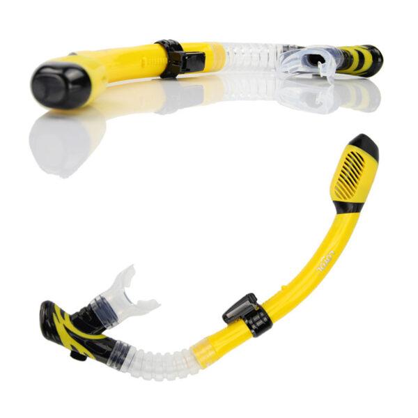New Diving masks Men Professional Swim snorkel tube adult scuba diving Fins monofin long Snorkeling Swimming 3