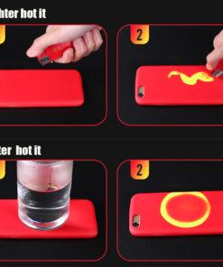 heat sensitive phone case, Heat Sensitive Phone Case