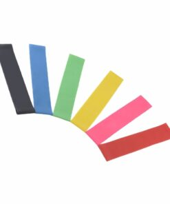 exercise bands, 6 Levels Exercise Bands (6 pieces)