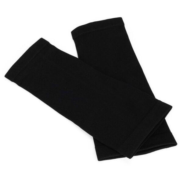 Slimming Leg Belt Wrap Thigh Calf Lose Weight Body Shape Up Slim Belt Bodyshaper Stretch Flexible 3