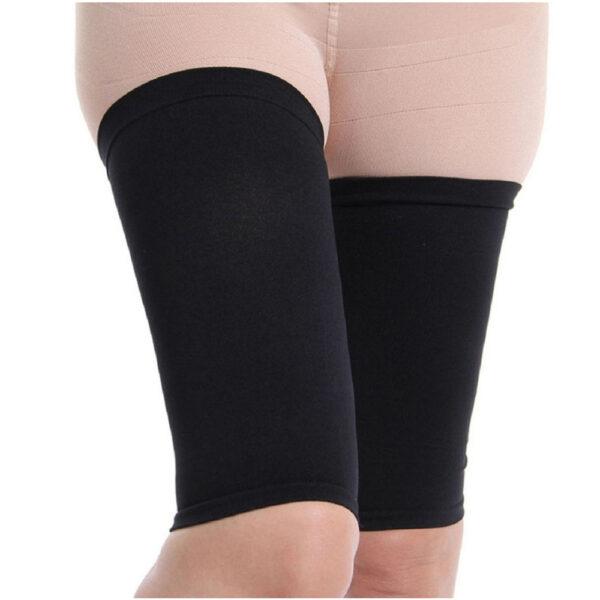 Slimming Leg Belt Wrap Thigh Calf Lose Weight Body Shape Up Slim Belt Bodyshaper Stretch Flexible 5