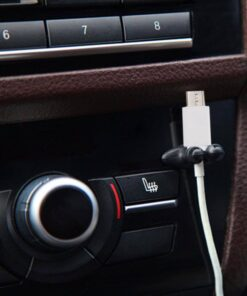 car cable holder, 8pcs Car Wire Cable Holder