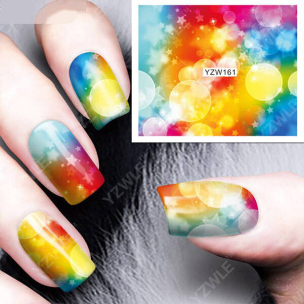1pc Nail Sticker Water Transfer Decals Galaxy Starry Sky Watermark Slider Gel Nail Art Decoration Manicure 10 1.jpg 640x640 10 1