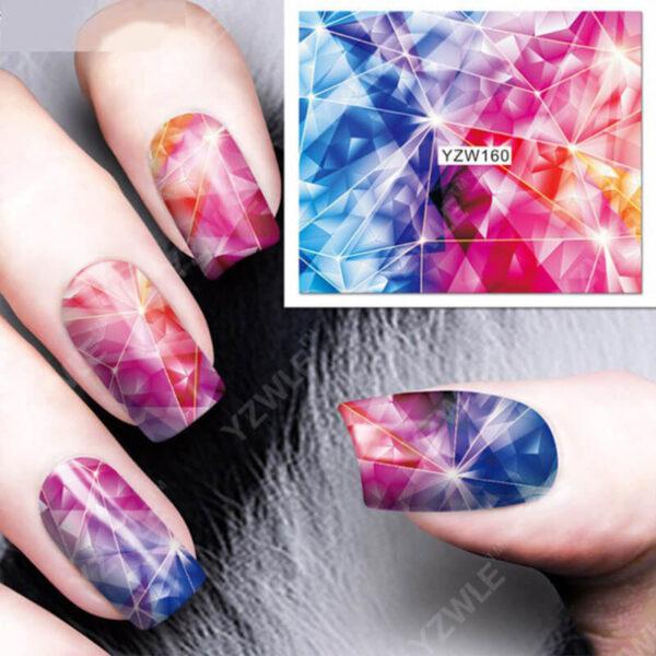 1pc Nail Sticker Water Transfer Decals Galaxy Starry Sky Watermark Slider Gel Nail Art Decoration Manicure 11 1.jpg 640x640 11 1