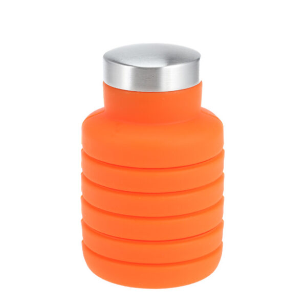 500ML Portable Silicone Water Bottle Retractable Folding Coffee Bottle Outdoor Travel Drinking Collapsible Sport Drink Kettle 1.jpg 640x640 1