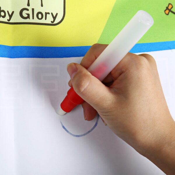 80 x 60cm Baby Kids Add Water with Magic Pen Doodle Painting Picture Water Drawing Play 2