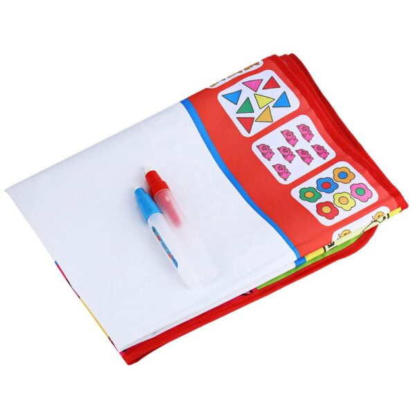 80 x 60cm Baby Kids Add Water with Magic Pen Doodle Painting Picture Water Drawing Play 5
