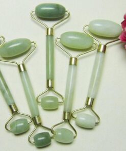 jade face roller, Jade Facial Massage Roller