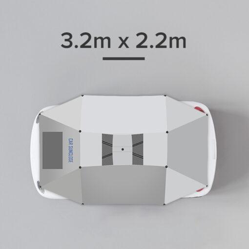 portable umbrella car roof cover, Portable Umbrella Car Roof Cover