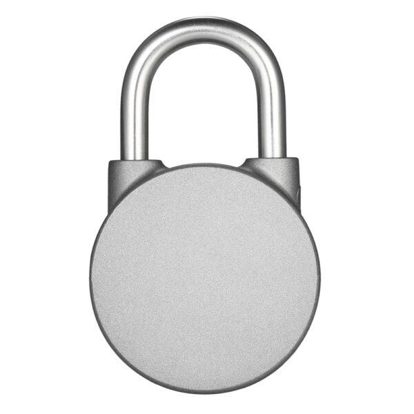 Fingerprint Smart Keyless Lock Waterproof APP Button Password Unlock Anti Theft Padlock Door Lock for Android 5