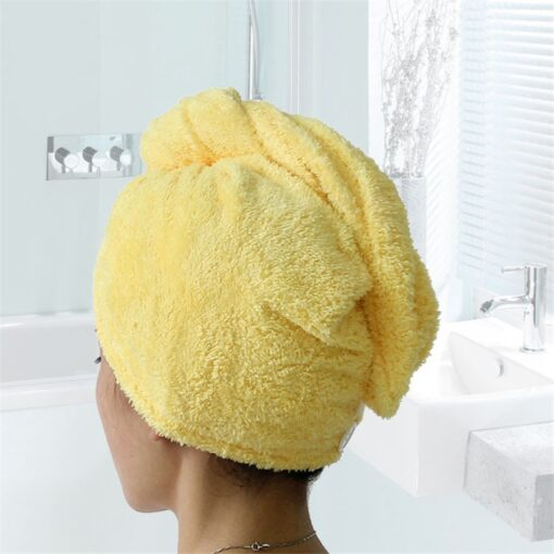 yyxr microfiber hair drying towel, Microfiber Hair Drying Towel