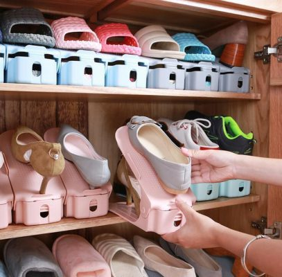 , Mintiml Shoes Rack