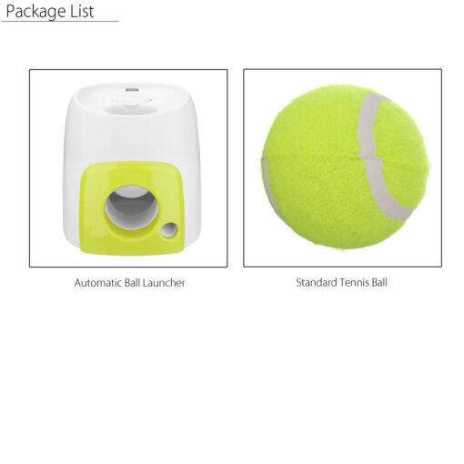 ball launcher, Ball Launcher