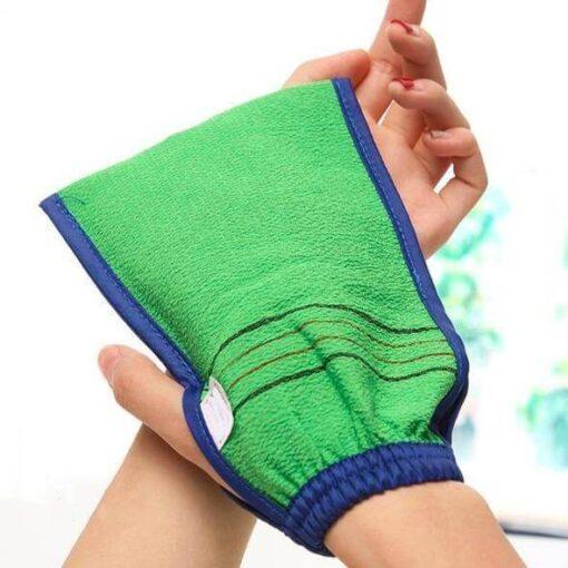 exfoliating towel, Magic Exfoliating Towel