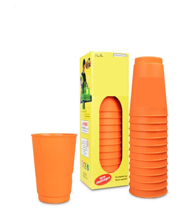 speed stacking cups
