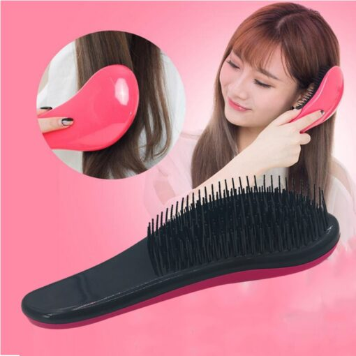 hair detangler brush, Magic Anti-Static Hair Detangler