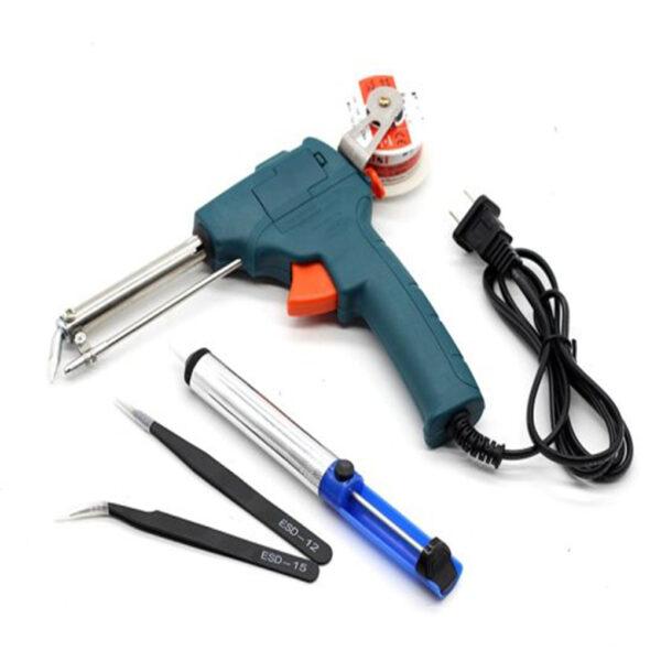 automatic soldering gun