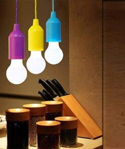 light pull cord, Pull Cord Bulb Light