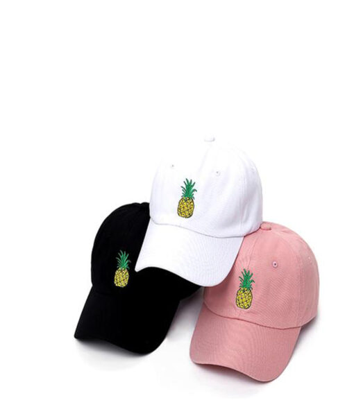pineapple hat, Pineapple Dad Baseball Cap