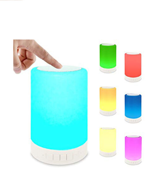 night light bluetooth speaker, Night Light with Bluetooth Speaker