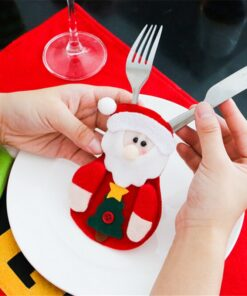 christmas kitchen decor, Christmas Tableware Holder