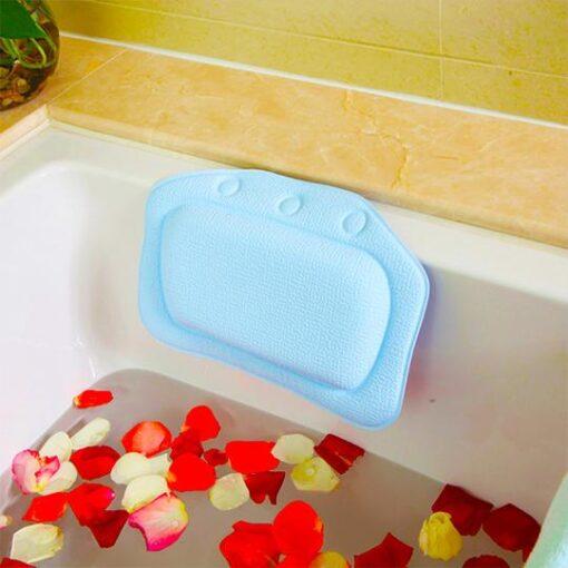 bath pillow, 3D AirMesh Luxury Bathtub Pillow