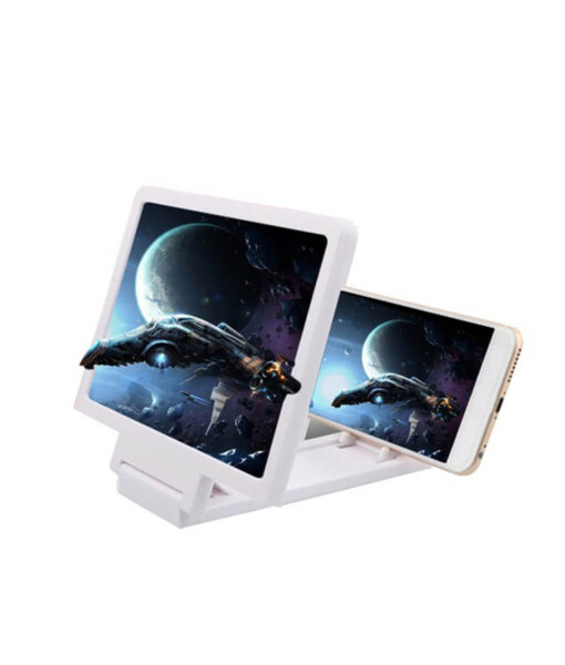 smartphone magnifier, Mobile phone screen amplifier HD eye protection