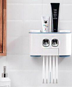 Auto Squeezing Toothpaste Dispenser, Auto Squeezing Toothpaste Dispenser