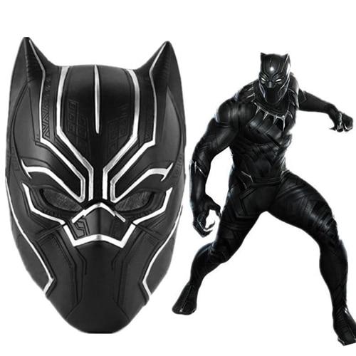 Black Panther Mask, Black Panther Mask