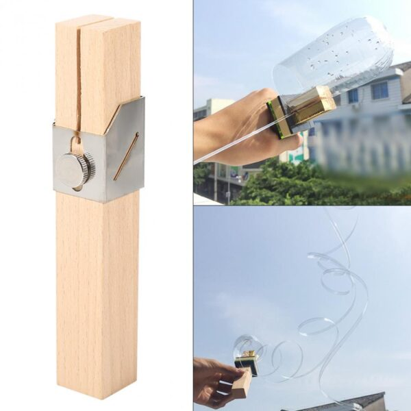 Creative Plastic Bottle Cutter Outdoor Portable Smart Bottles Rope Tools DIY Craft Hand Tools Cutter Knife 8