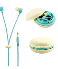 earphones, Macaron Earphones – with Case