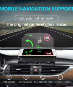 phone holder, Universal Phone Holder With Hands Free Display For GPS