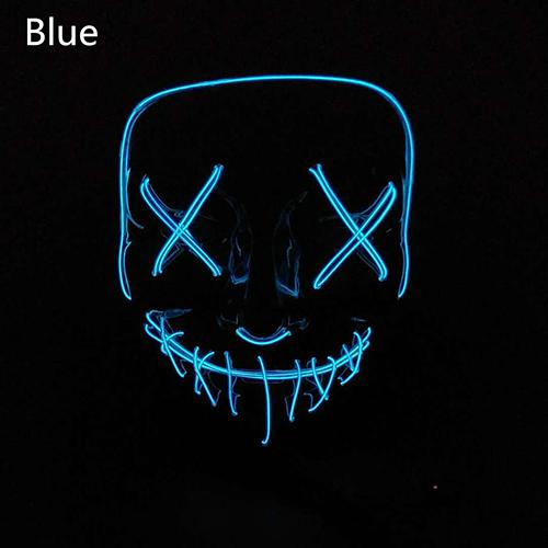 Halloween Mask LED Light Up Party Masks The Purge Election Year Great Funny Masks Festival Cosplay 2.jpg 640x640 2
