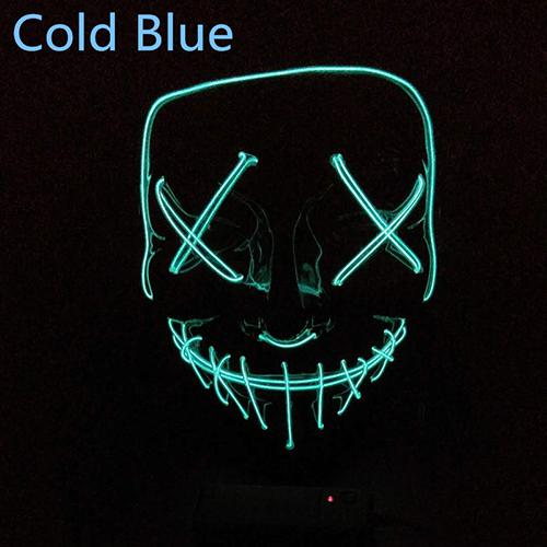 Halloween Mask LED Light Up Party Masks The Purge Election Year Great Funny Masks Festival Cosplay 3.jpg 640x640 3