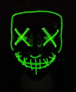 Halloween Mask LED Light Up Party Masks The Purge Election Year Great Funny Masks Festival Cosplay 4.jpg 640x640 4