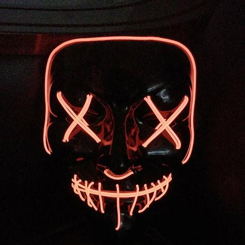Halloween Mask LED Light Up Party Masks The Purge Election Year Great Funny Masks Festival Cosplay 5.jpg 640x640 5