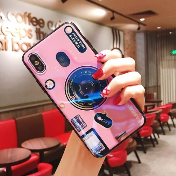 Luxury Blu ray retro camera Phone Cases For iPhone X XS MAX XR 6 6S 7 1.jpg 640x640 1