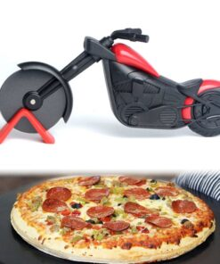 pizza cutter, Motorcycle Pizza Wheel Cutter