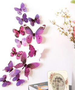 wall stickers, Butterfly 3D Wall Stickers