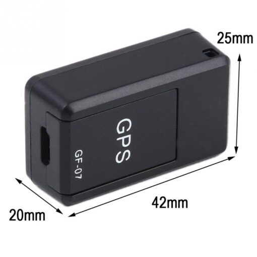 Magnetic Mini Tracker GPS, GF07 Magnetic Mini GPS